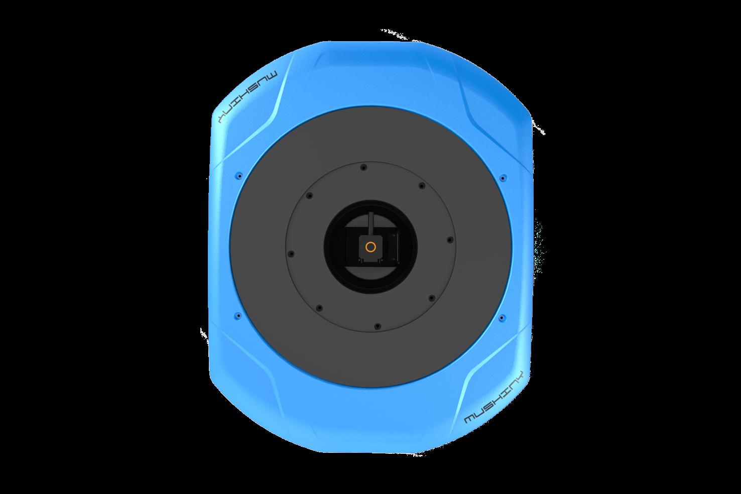 牧星T5-1200潛伏式頂升機器人
