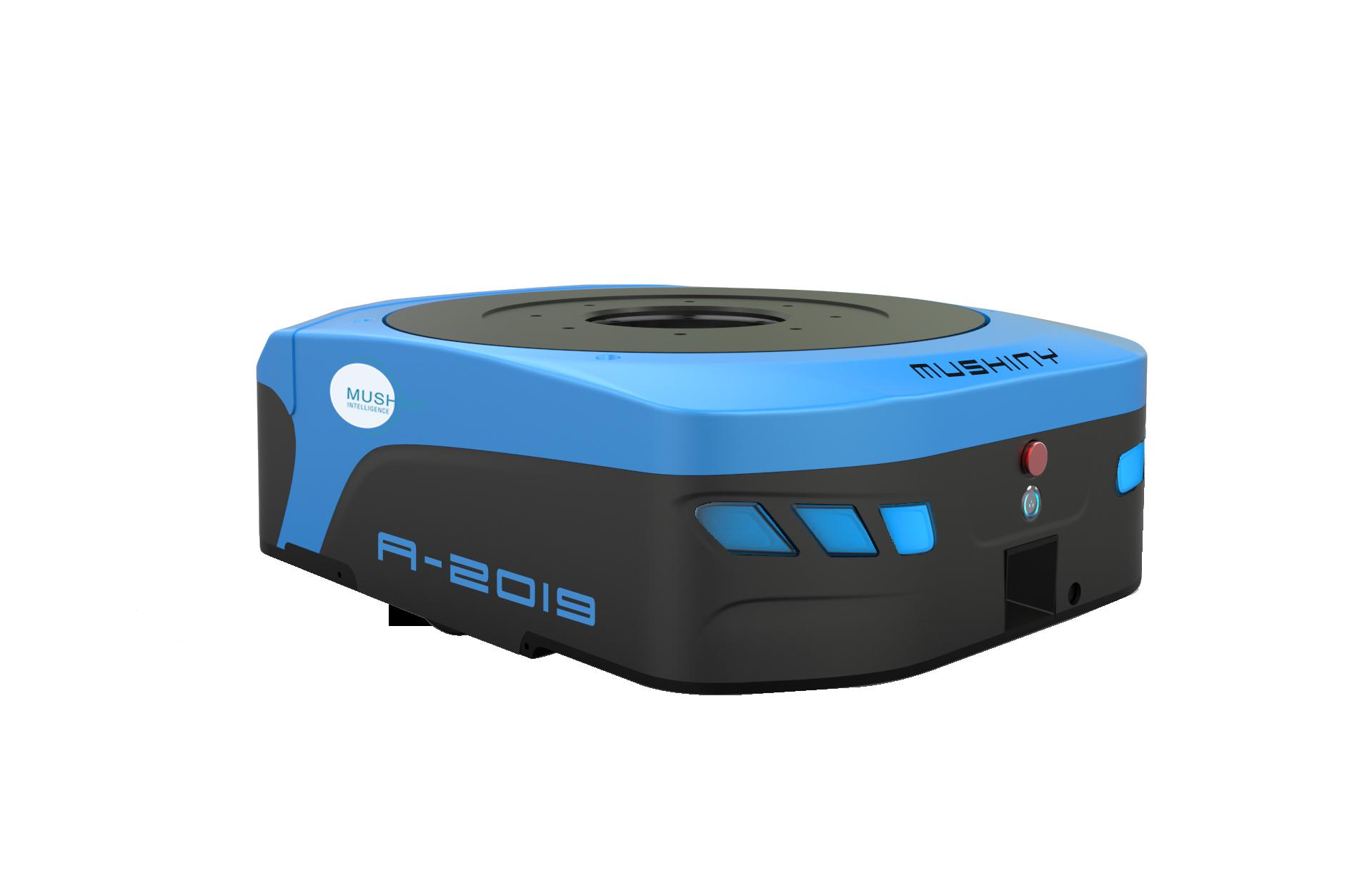 牧星TS-800  潜伏式顶升机器人