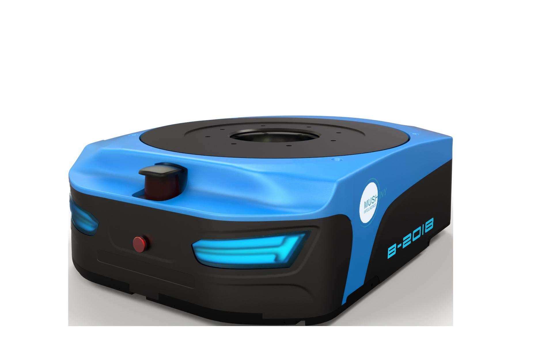 牧星T3-800S  潜伏式顶升机器人