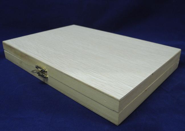 120片木质切片盒B款