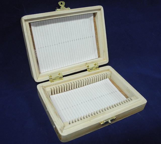 26片装木质切片盒B款