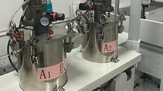 双A料桶使用平面料和槽料随意切换