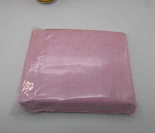 Electrostatic dust paper