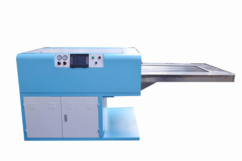 气压式热滚压贴合机CY-CD65