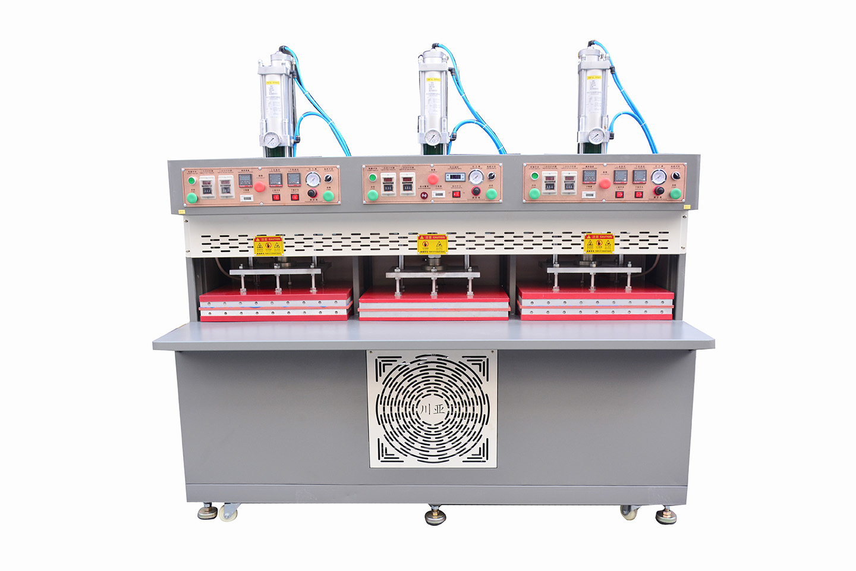 三工位冷热压合机 CY-A6