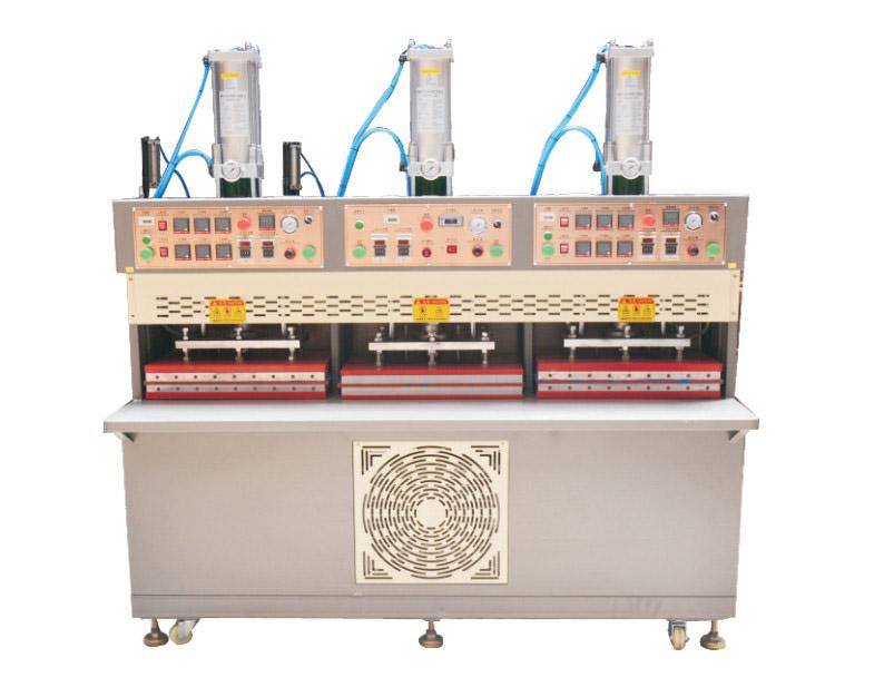 三工位自动滑台压合机 CY-A14