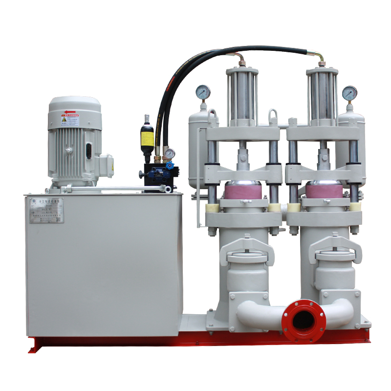 YBW Stable Pressure Ceramic Piston Slurry Pump-250