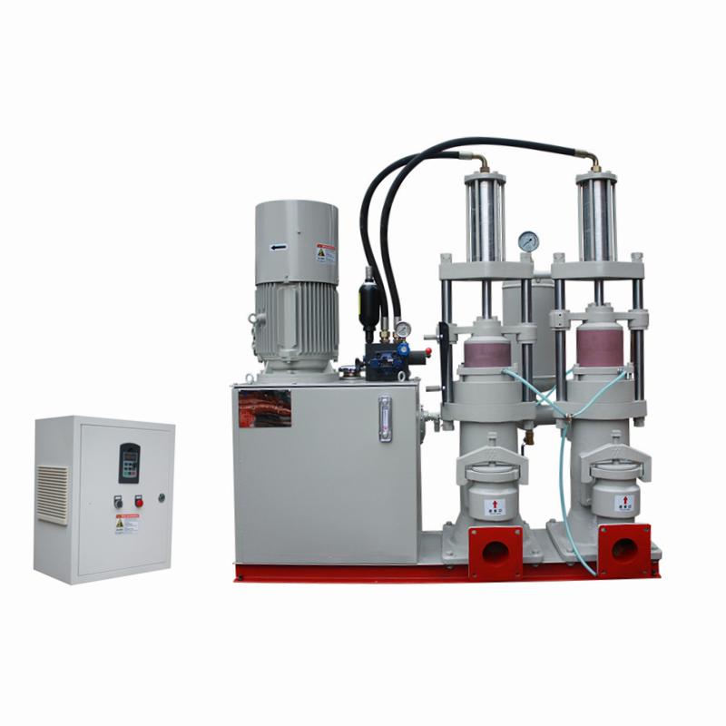 Energy saving plunger pump