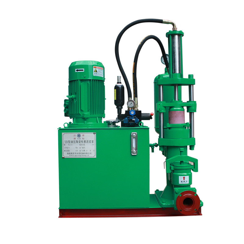 YB-140 Single bar pump