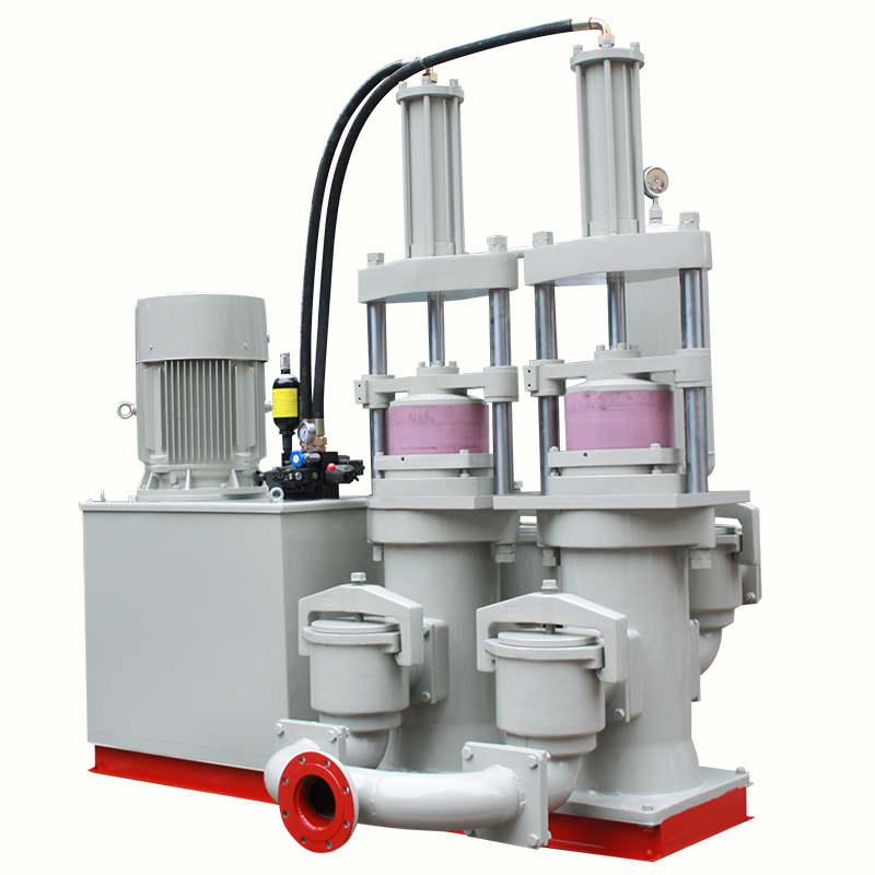 YB300-60 Ceramic Piston Slurry Pump