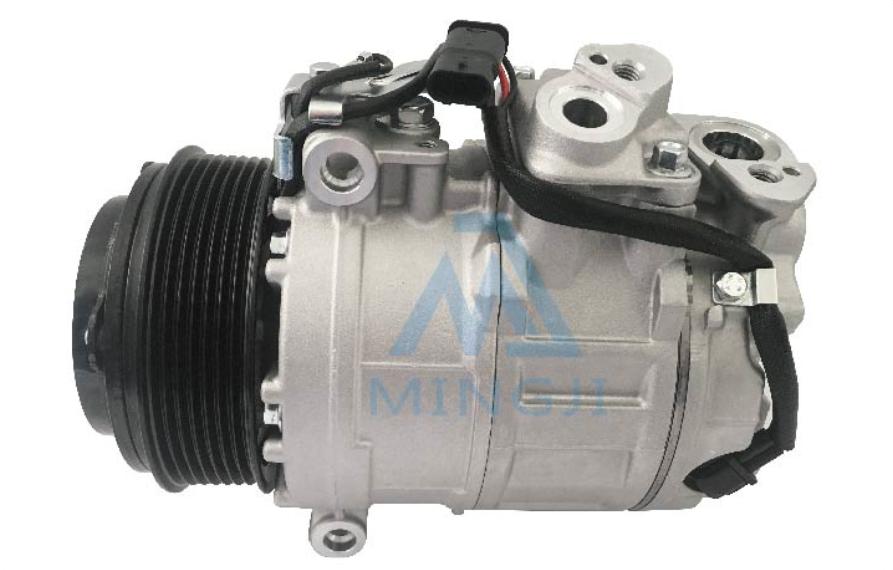 MJ51038-2016奔驰LGLS(X166)3.0柴油国外