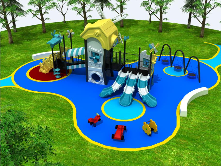 户外儿童园