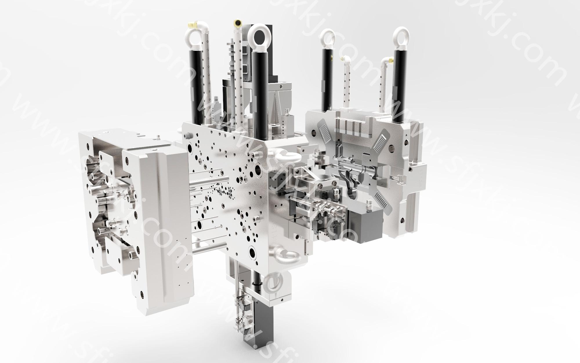 铝合金压铸模具使用的常见问题