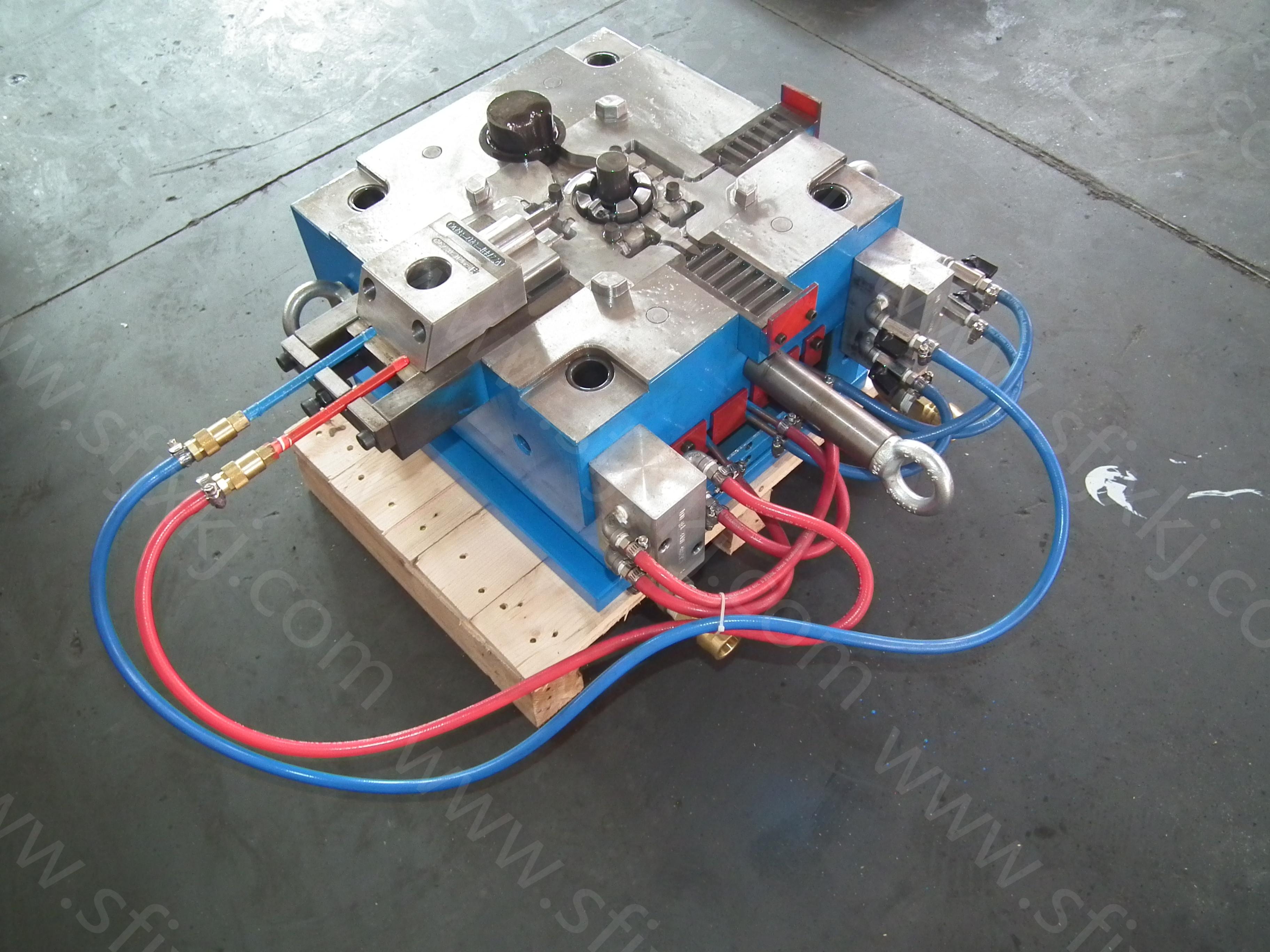 解析壓鑄模具表麵處理的新技術
