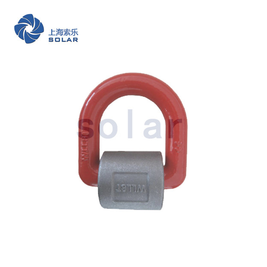 焊接D型環
