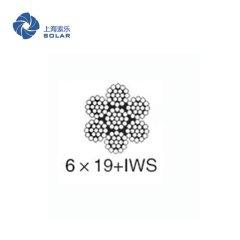 鋼絲繩6×19+IWR