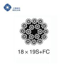 鋼絲繩18×19S+FC