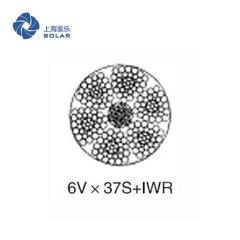 鋼絲繩6V×37S+IWR