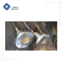 鋼絲繩澆鑄鋼拉索