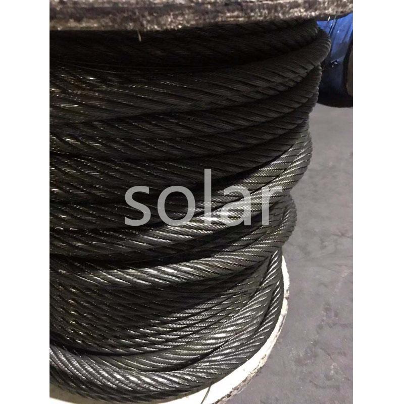 钢丝绳6V×34+IWR