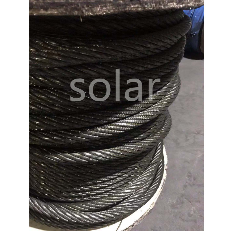 鋼絲繩8×36WS+FC