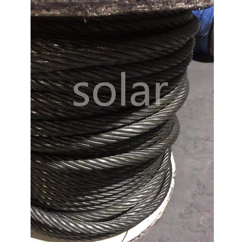 钢丝绳6x37S+FC