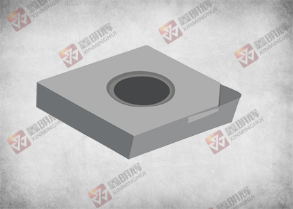 PCD負角車刀片CNGA120408-07