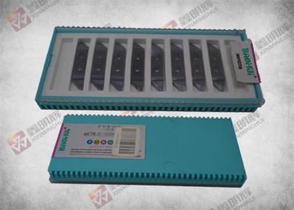 CNC數控車床專用刀片 AKTR雙控牙刀粒 合金刀具系列AKTR-3305-N