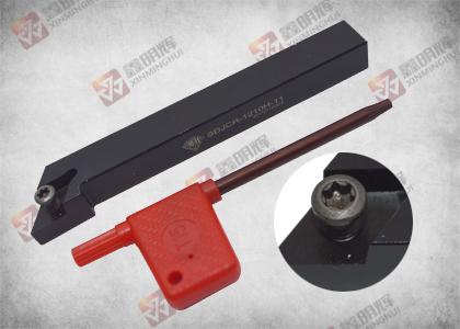 走心機螺釘式外徑刀桿SDJCR-1210H-11型