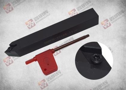 走心機螺釘式外徑刀桿SDNCN-1616K-11型