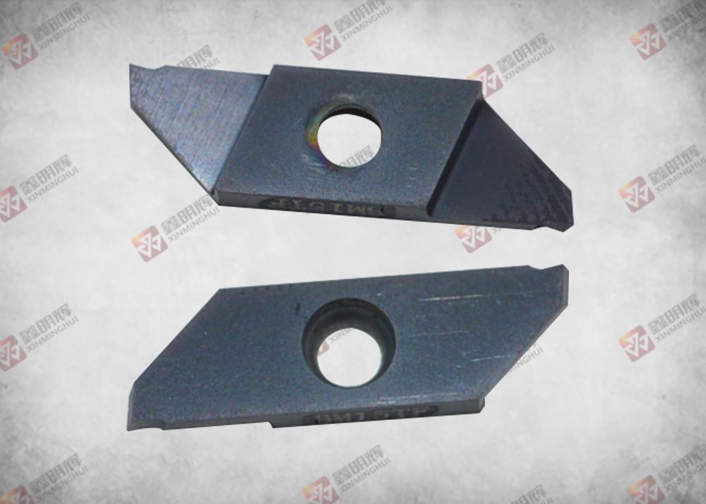 走心机切槽刀粒CTPSFLBR05-H5.5-L