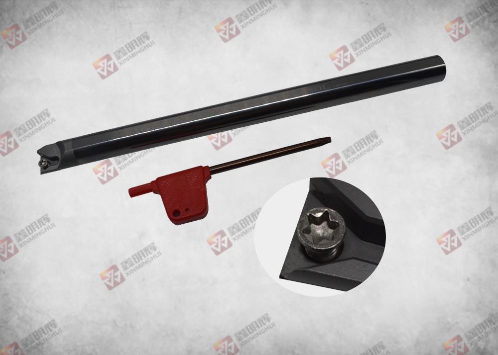 钨钢抗震刀杆C12Q-STUPR-11-180L系列