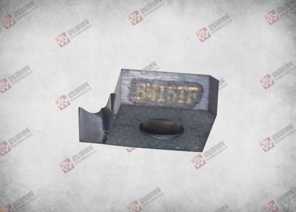 走心机切槽刀粒BTWGR050N-R010-D