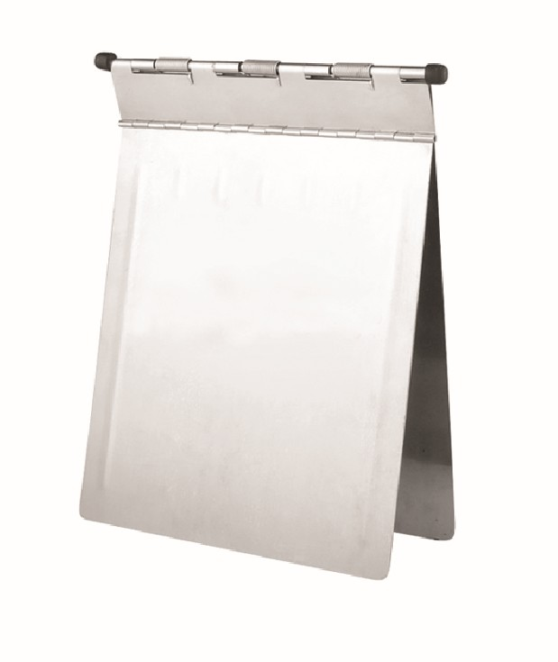 不锈钢病历夹