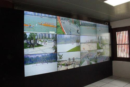 中标喜讯-河南开封符祥区城市安防项目