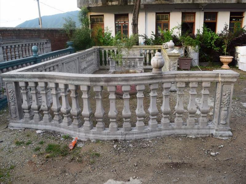 GRC花瓶柱