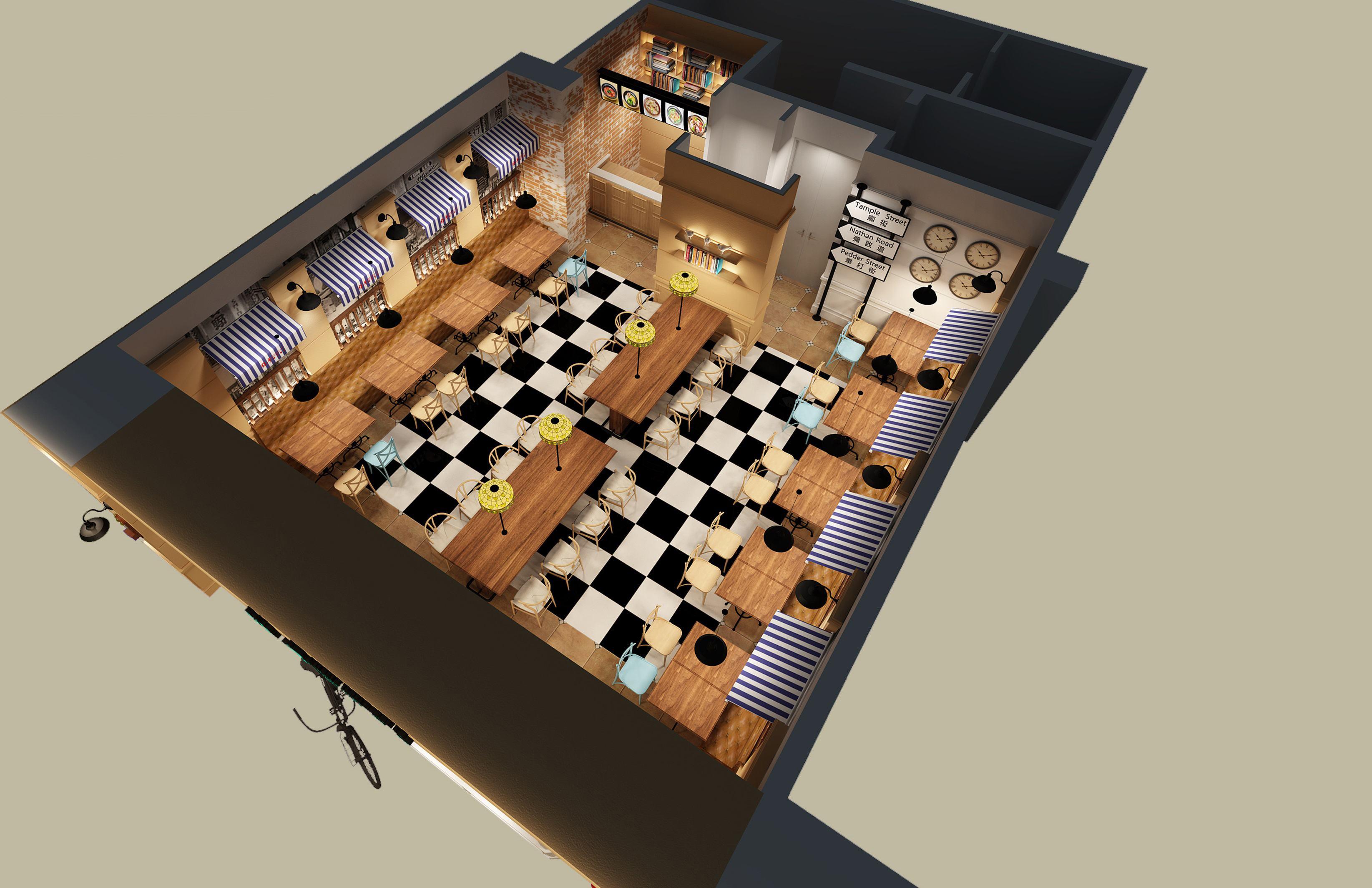 商业空间1