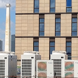北讯电信大楼中央空调系统维保