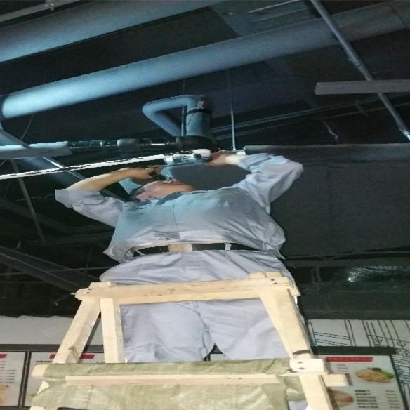 中央空调风管清洗维护保养