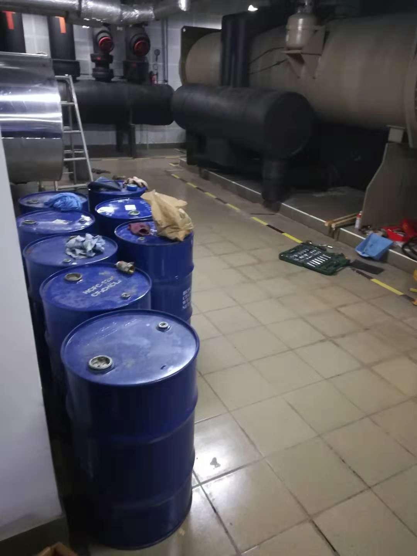 中央空调螺杆机机维修维护