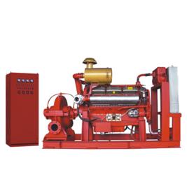 XBC-DQ系列柴油机消防泵