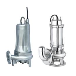 WQ/JYWQ/WQG系列整机不锈钢型潜水排污泵