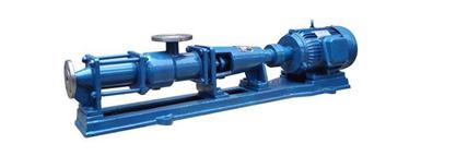 G系列螺桿泵