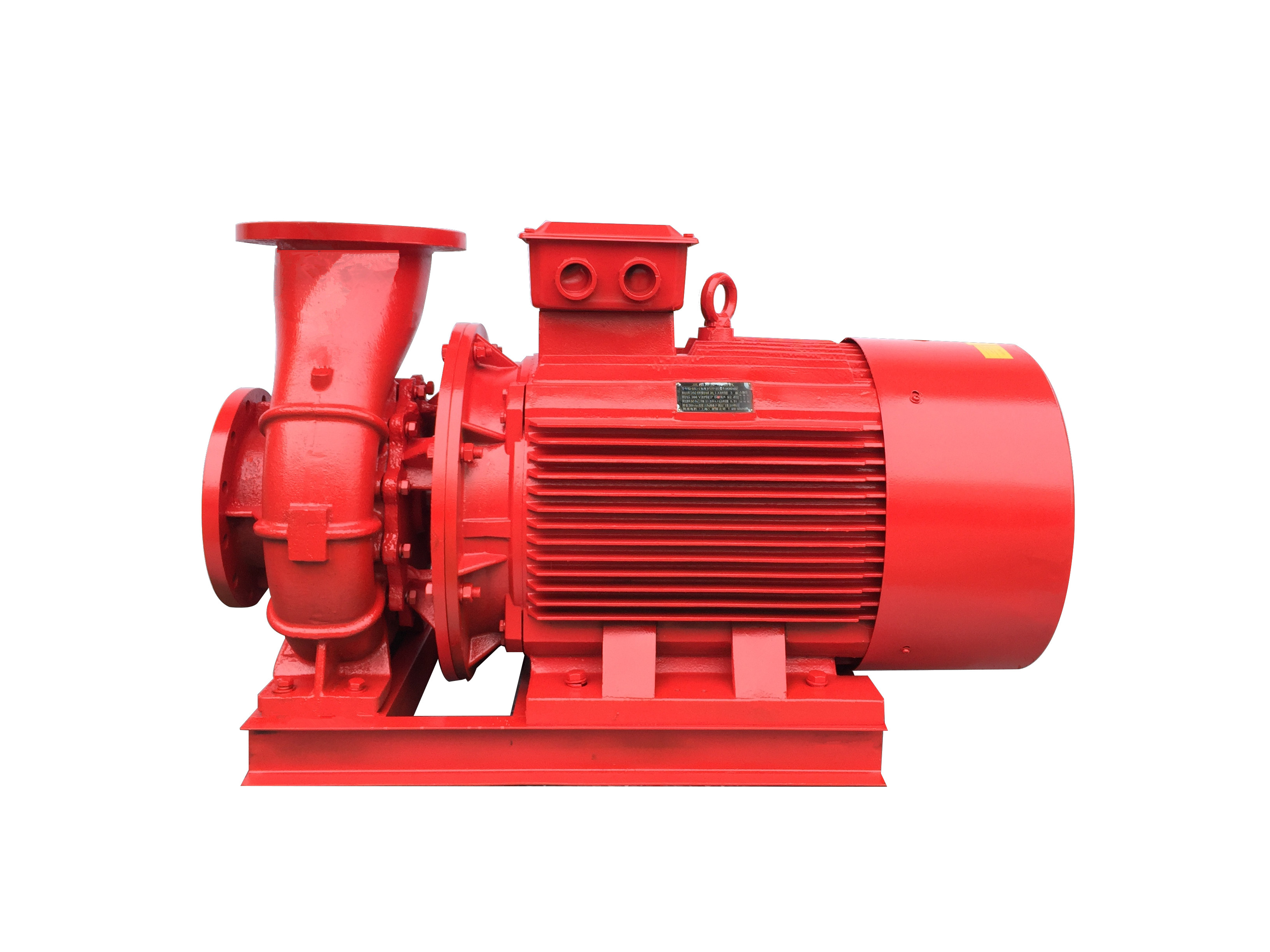 XBD-DQW系列卧式单级消防泵