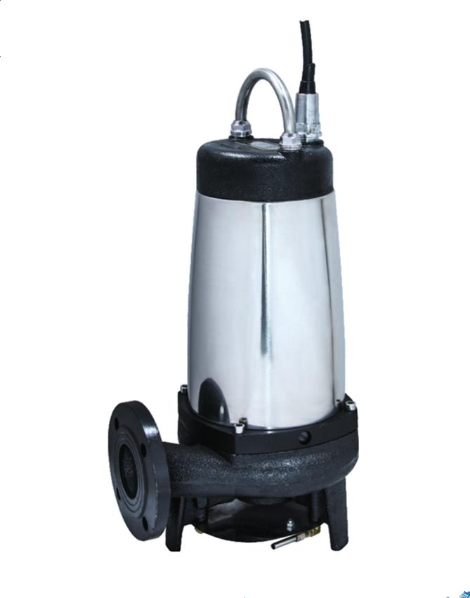 WQ/JYWQ/WQG系列不锈钢套筒型潜水排污泵