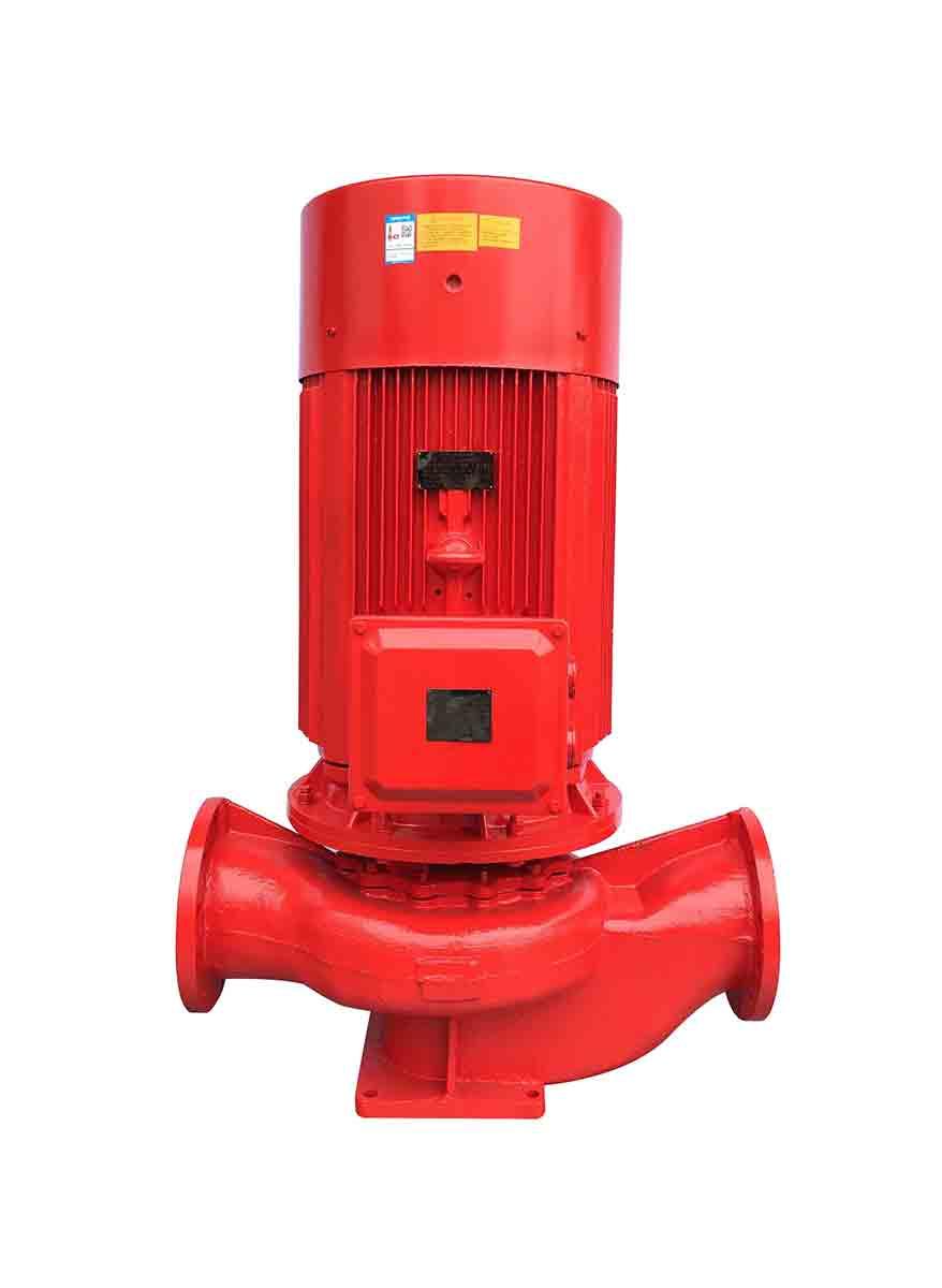 XBD-DQG系列立式单级消防泵
