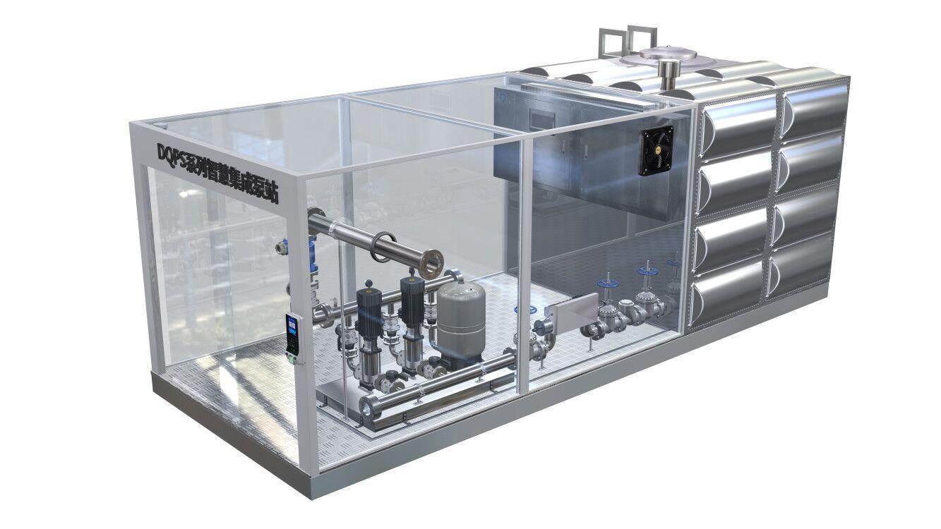 DQPS系列智慧集成泵站