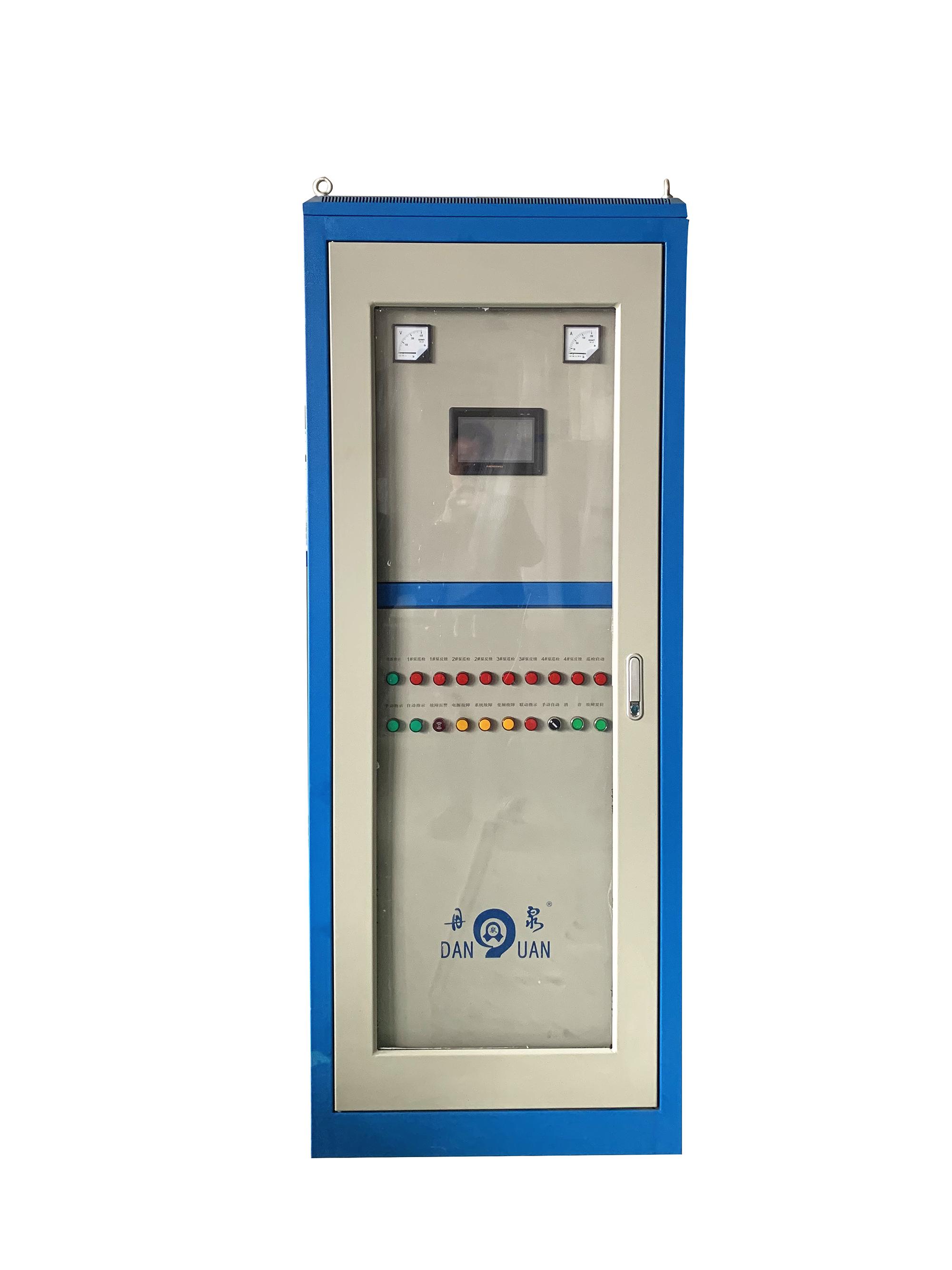 DQBK-XFXJ-2系列消防泵自动巡检控制设备