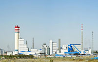 新疆锦疆化工三聚氰胺二期工程