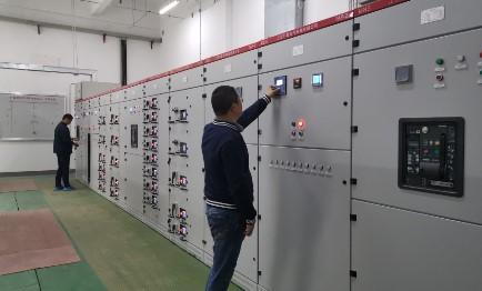 泵房低压配电室电容柜改造实例分享